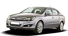 Opel Astra H (рестайлинг) 2006-2015