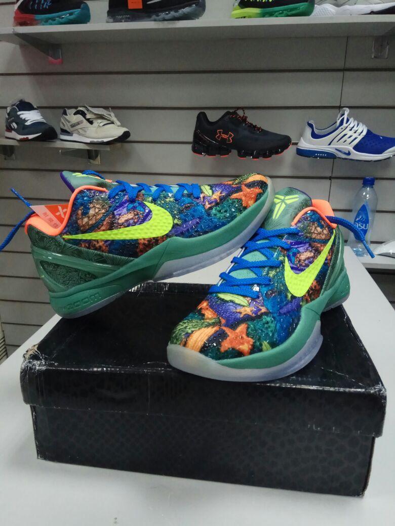 Баскетбольные кроссовки Nike Kobe VI (6) from Kobe Bryant