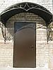Утепленные двери металлические