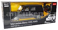 Игрушка машинка на радиоуправлении Mercedes-Benz G55 Gelandewagen