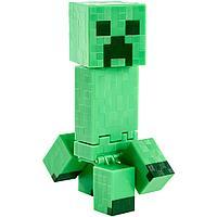 Minecraft Взрывающийся Крипер (15 см) FDG49