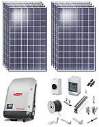 Солнечная станция сетевая, мощностью 10кВт в час, 380В