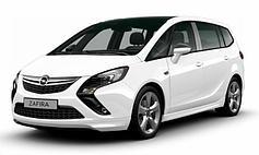 Opel Zafira Tourer 2012-2016