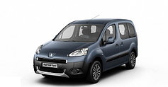 Peugeot Partner II (рестайлинг) 2012-2015