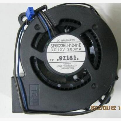 Кулеры для проекторов Sanyo SF6023BRH12-01E и SF6023BRH12-02E, фото 2