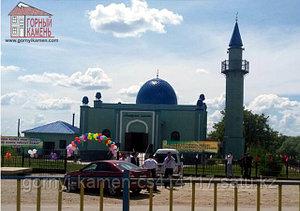 Мечеть пос.Теректы, ВКО