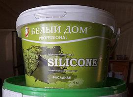 """Краска фасадная """"Silicone +"""" 15 кг."""