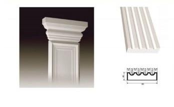 Фасадный декор Угловая пилястра 400*70