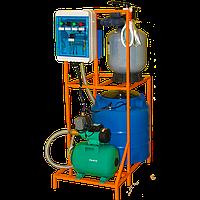 Cистема оборотного водоснабжения автомойки