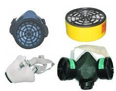 Респираторы и полумаски фильтрующие