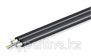 (XS003871133) FRP Drop-кабель оптоволоконный, чёрный, двухволоконный, внутр. (метр)