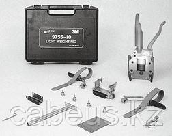 (DE010015308) 9755-10 , Гидравлический пресс и комплект для 10-парного соединителя