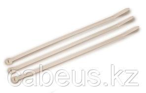 (KE234000062) Хомуты кабельные Scotchflex FS 200 A-C, 2,5х200, бесцветные, материал - нейлон 6.6,