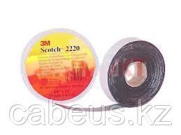 (HC000610879) 2220 19мм х 2м Scotch 2220, лента-регулятор электрического поля 19мм х 2м