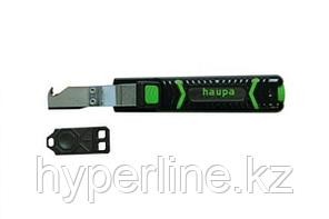 200031 Нож для снятия изоляции 8- 28 мм, с крюком Haupa