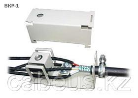 Узел ввода ОК ВКР-1 с транспортными трубками (кабель с гофрированной стальной лентой)
