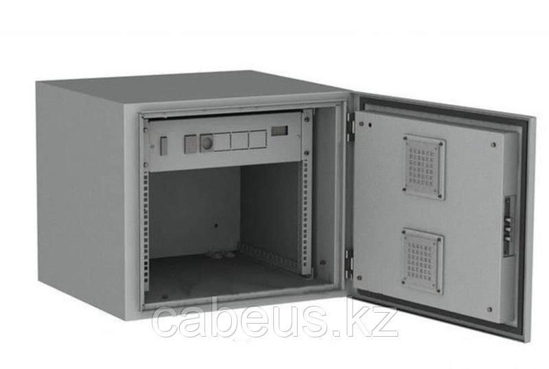 """Шкаф климатический телекоммуникационный навесной 19"""" ,6U(700x450), ШКТ-НВ-6U-700-450"""