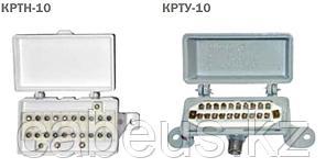 6436 1 001-21 KRONECTION-BOX I на 30 пар с цилиндрическим замком