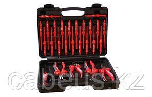 102050 Набор инструментов VDE HAUPA «Варио плюс», 1000 В, 28 компонентов Haupa