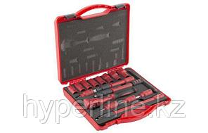 220402 Набор VDE ключей с насадками Haupa