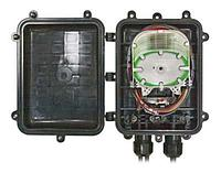 Муфта МОГ-БОКС-2-3645-К-2PLC0.9-1/4SC/APC-10SC-10SC/APC-2SC/APC ССД