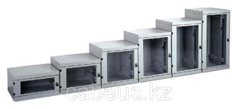 RECW-125АB Шкаф Signa Pro 12U 635х600х550мм 2-х секционный