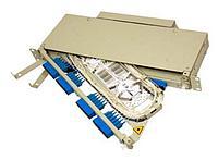 Кросс поворотный ШКОС-4П-2U/4-96-SC~96-SC/SM~96-SC/UPC ССД ВОКС-Ф