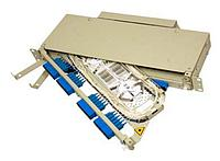 Кросс поворотный ШКОС-6П-3U/6-144-SC~144-SC/SM~144-SC/UPC ССД ВОКС-Ф