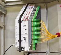 Блок кроссовый 10 модулей КБ10-К10-240SC-240SC/SM-240SC/UPC ССД ВОКС-Б