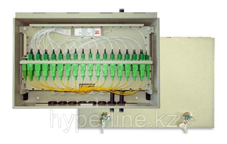 ШКОН-П-8-SC-1PLC0.9-1/4-SC/APC-10SC-5SC/APC-1SC/APC