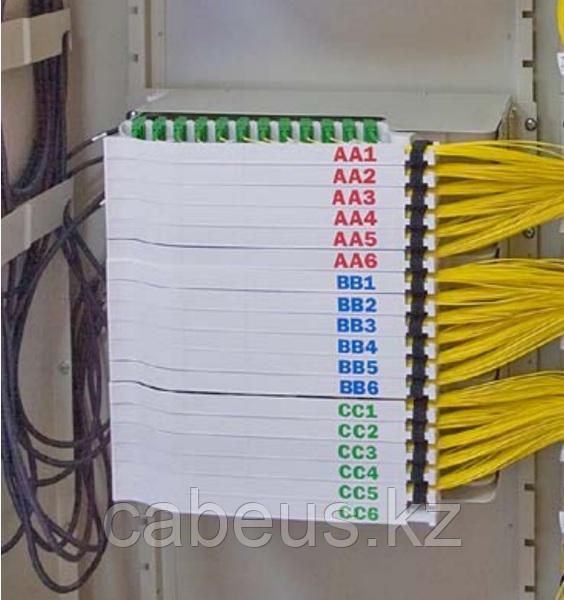 Блок кроссовый 6 модулей ПКБ6-96SC-96SC/SM-96SC/UPC ССД ВОКС-ФП-СТ