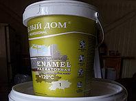 """Эмаль радиаторная """"Enamel"""" 0.8 кг."""