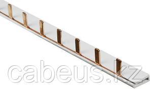 YNS21-2-063 Шина соединительная типа PIN (штырь) 2Р 63А (дл.1м) ИЭК