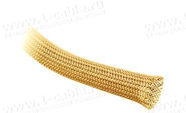 TPT2.. Эластичная кабельная оплетка (ПЭТ тройное плетение)- 6.3 мм