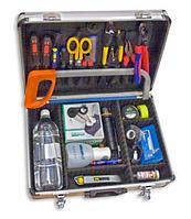 НИМ-25 (эконом) Комплект инструментов для разделки кабеля Knipex