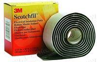 Scotchfil-3M Кабельная влагостойкая изоляция-мастика на напряжения до 600 Вольт