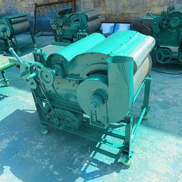 Оборудование по обработке шерсти, ваты, сентипона и запасные части