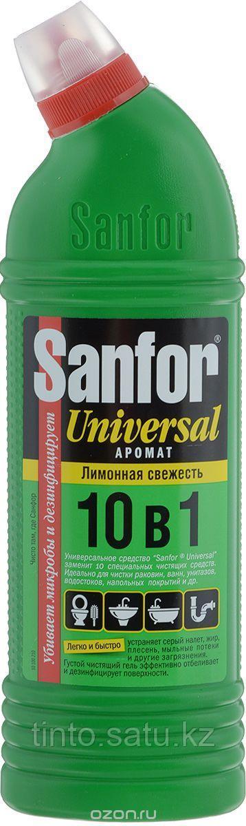 Средство для чистки и дезинфекции Sanfor 750мл