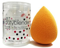 Спонж для макияжа Beauty Blender оранжевый