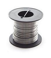 Припой оловянно-свинцовый 1 мм, ПОС-30. 100гр.
