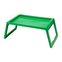 Поднос на ножках Клипск зеленый, фото 1