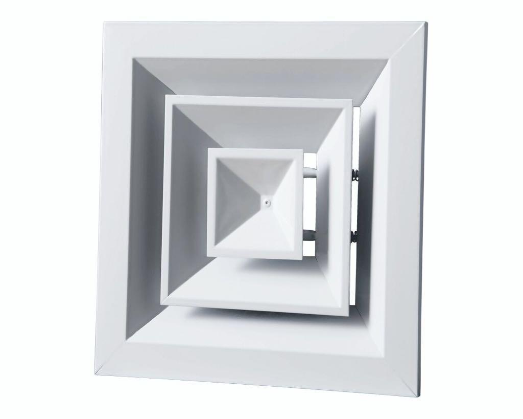 Решетка вентиляционная 600х600
