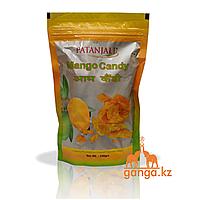 Цукаты Манго (Mango Candy PATANJALI), 250 г.