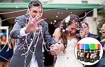 Спрей серпантин Party String 85 г фиолетовый