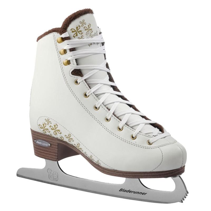 Фигурные коньки Bladerunner Aurora white 36