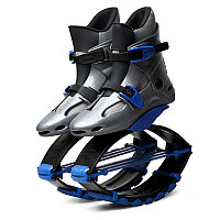 Jumper shoes, джампер - Сине-серые