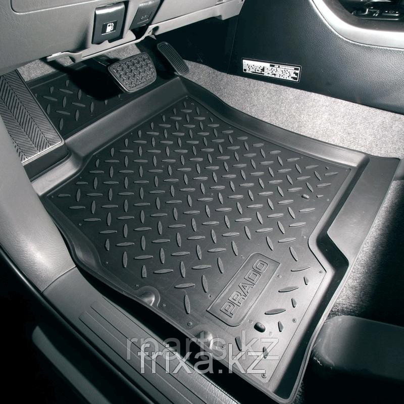 Ковры в салон Honda CR-V IV 2012-2014