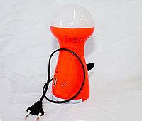 Сигнальный фонарь для кемпинга, оранжевый
