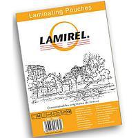 Пленка для ламинирования Lamirel А4 125мкм 100 штук
