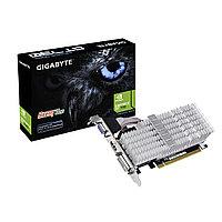 Видеокарта, Gigabyte, GT730 2G 64bit (GV-N730SL-2GL) 4719331331238, DDR3, 64B, CRT, DVI, HDMI, Цветная коробка